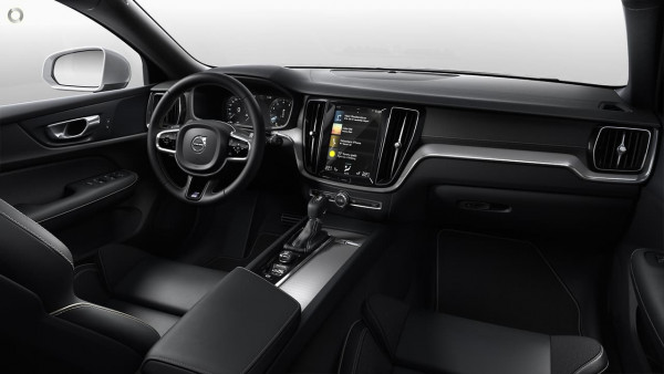 2019 MY20 Volvo S60 Z Series T5 R-Design Sedan