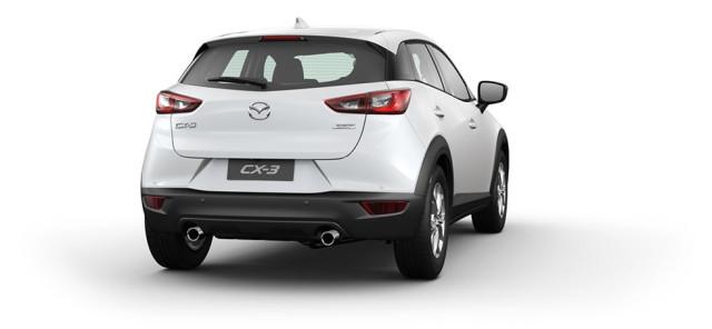 2021 MY0  Mazda CX-3 DK Maxx Sport Suv Mobile Image 14