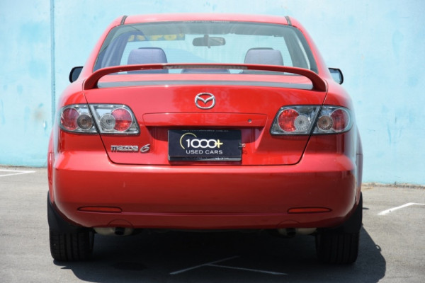 2006 Mazda 6 GG1032 Limited Sedan Image 4