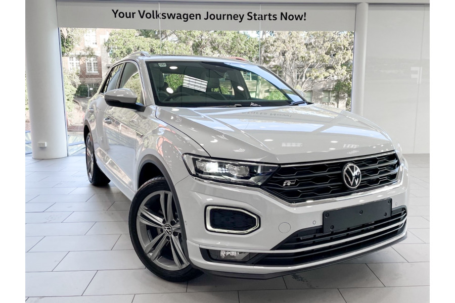 2021 Volkswagen T-Roc A1 Sport Coupe