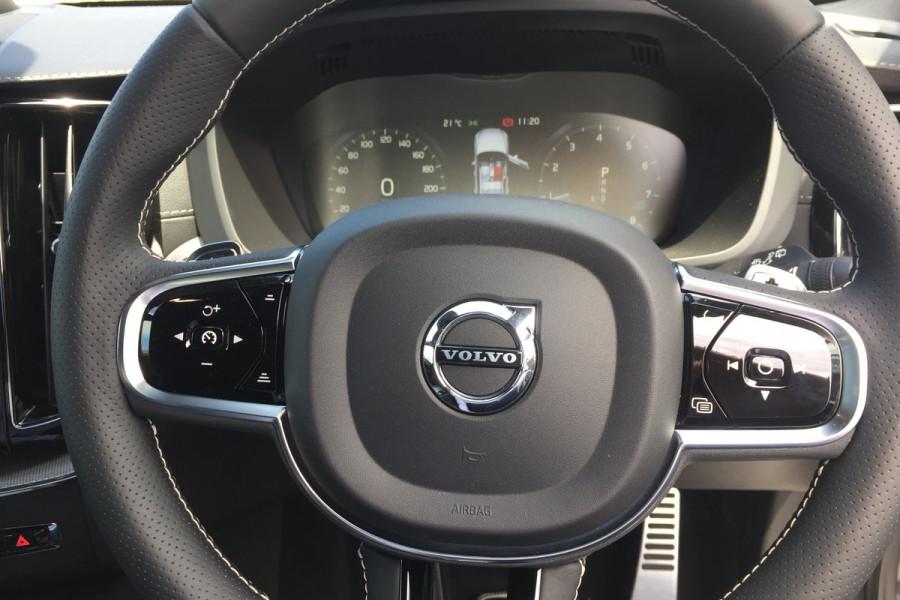 2019 Volvo XC60 UZ T6 R-Design Suv Image 17