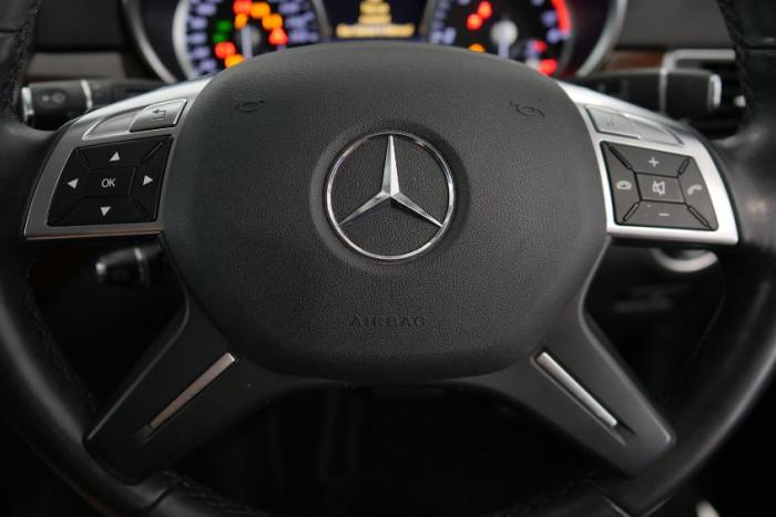 2013 Mercedes-Benz M-class W166 ML350 BlueTEC Wagon Image 8
