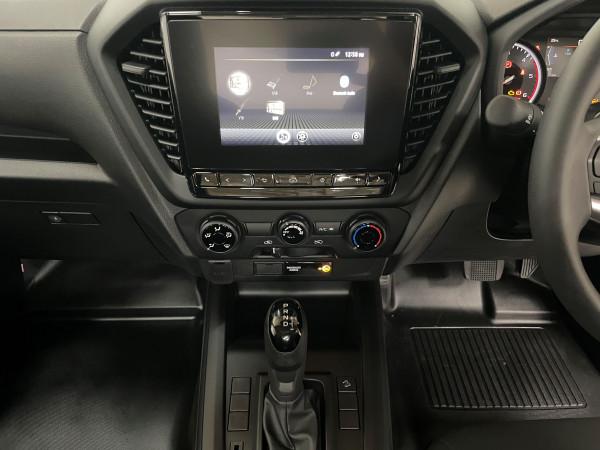 2021 Isuzu UTE D-MAX RG SX 4x2 Single Cab Chassis Cab chassis