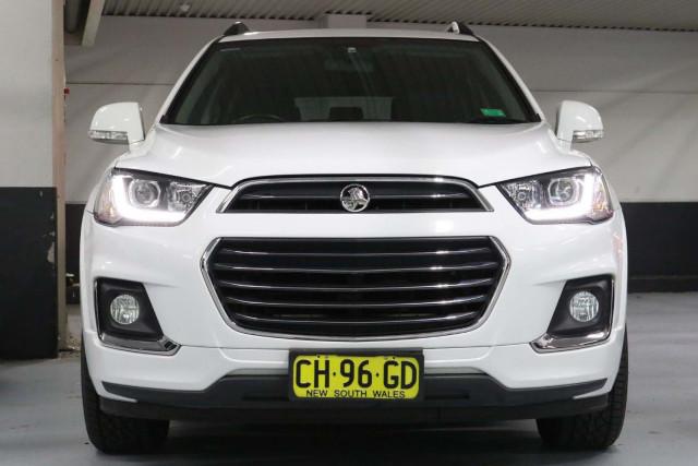 2016 Holden Captiva CG LT Suv Image 4