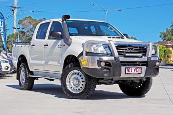 Toyota HiLux SR KUN26R