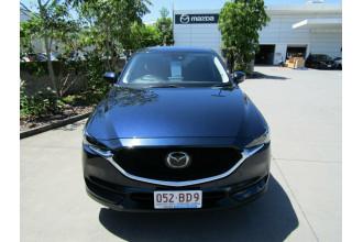 2019 Mazda CX-5 KF4WLA Touring SKYACTIV-Drive i-ACTIV AWD Suv Image 2