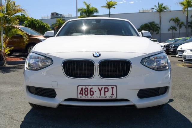 2012 BMW 1 Series F20 116i Hatchback Image 9