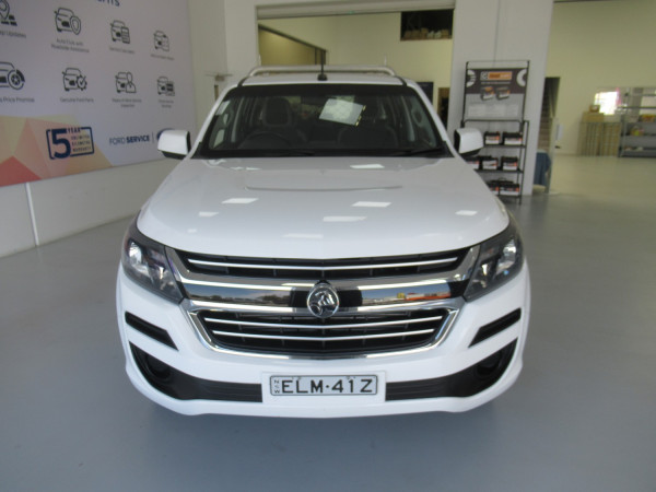 2018 Holden Colorado RG MY18 LS Cab chassis