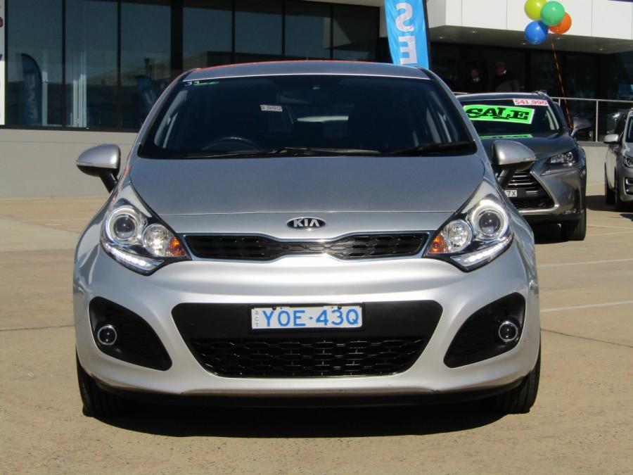 2013 Kia Rio UB  SLi Hatchback Image 2