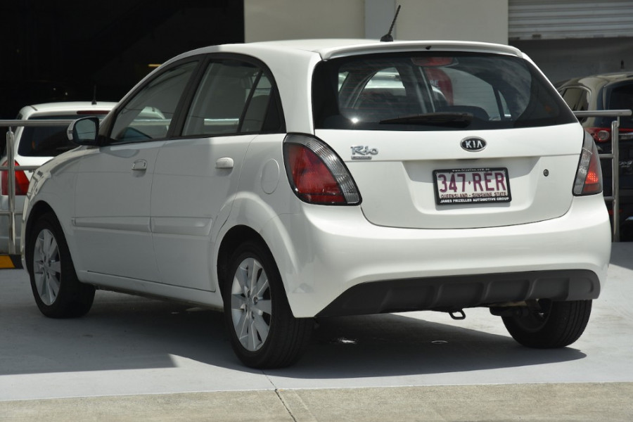 2010 Kia Rio JB MY10 Sports Hatchback
