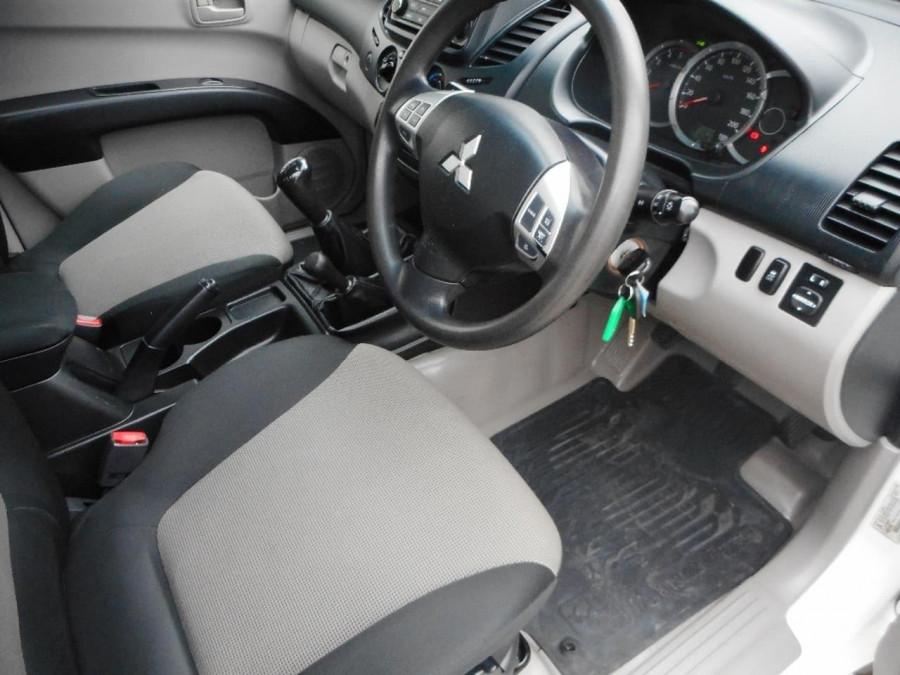 2015 Mitsubishi Triton Utility
