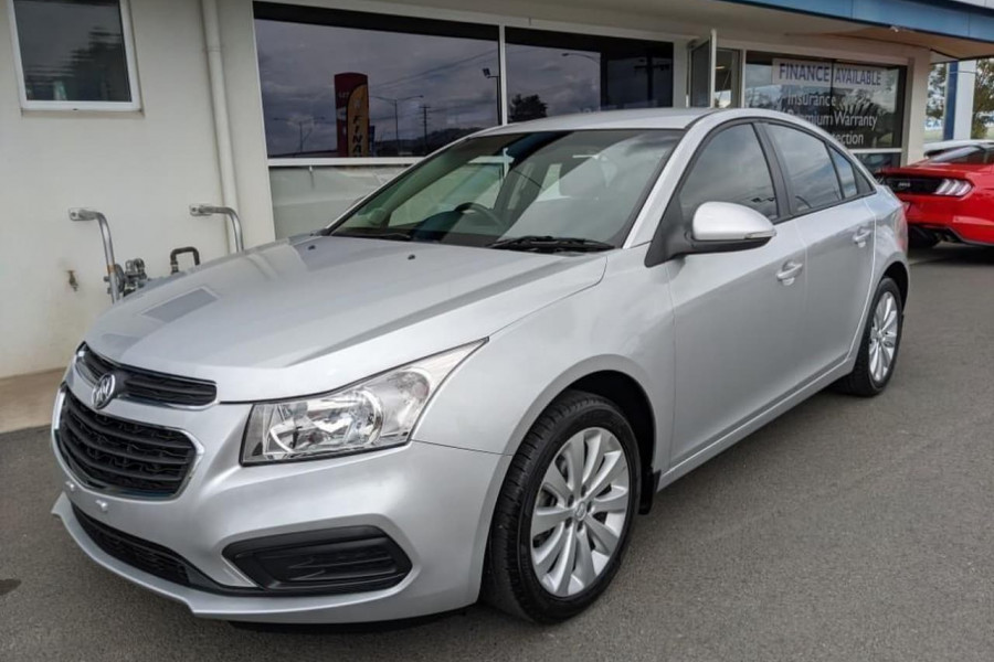 2016 Holden Cruze JH SERIES II MY16 EQUIPE Sedan