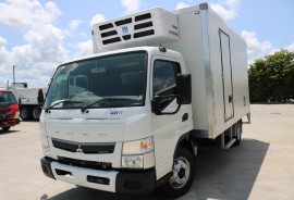 Fuso Canter 918 AUTO FRIDGE  FRIDGE 918