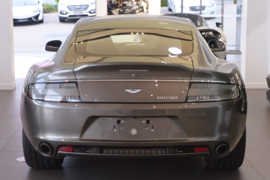 2018 MY19 Aston martin Rapide Coupe Image 4