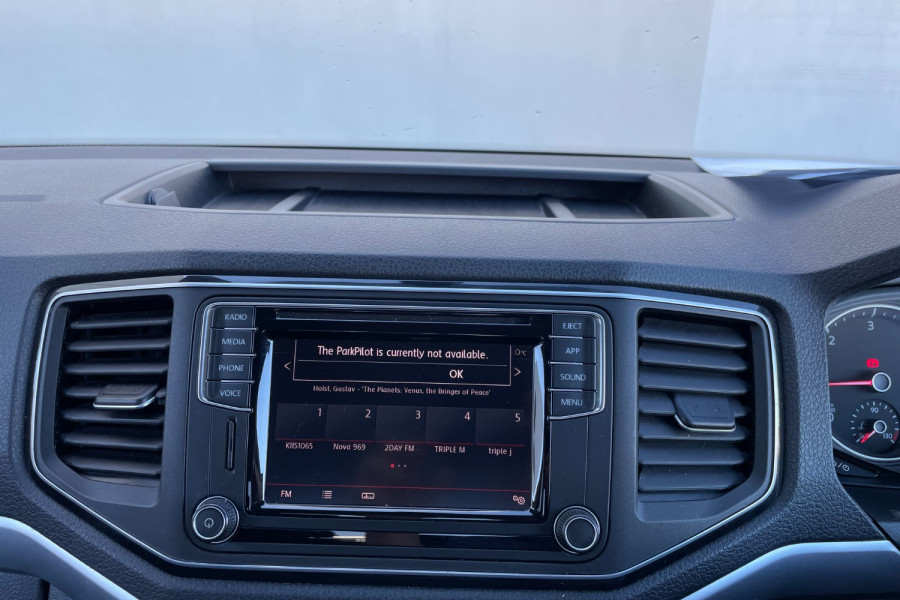 2018 Volkswagen Amarok 2H  TDI550 Sportline Utility Image 14