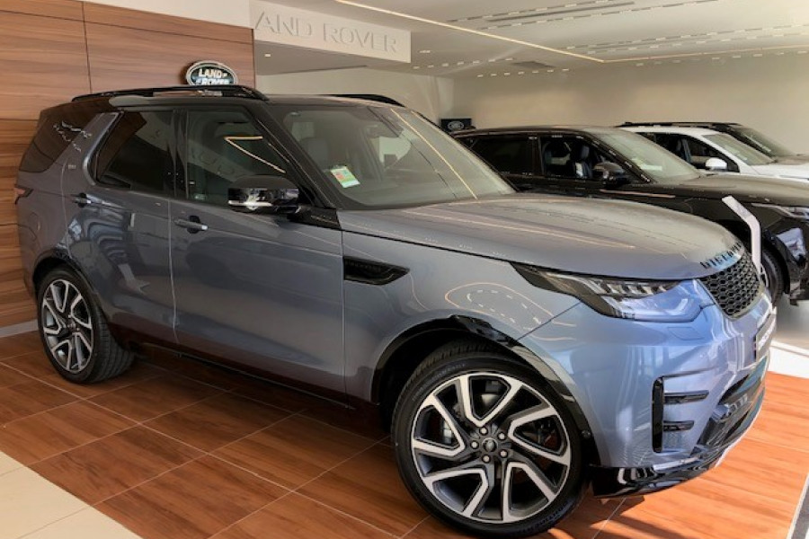 2019 Land Rover Discovery Series 5 HSE Suv