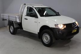 Mitsubishi Triton 4 X 2 MN MY13