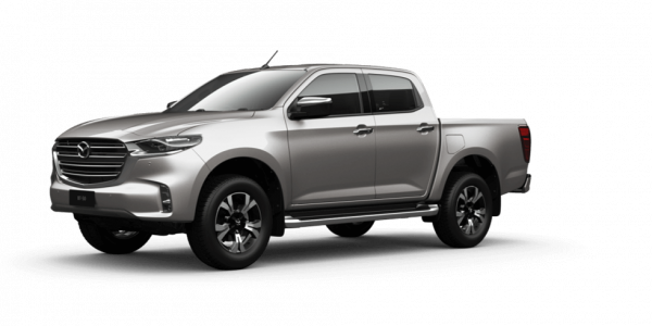 2020 MY21 Mazda BT-50 TF GT 4x4 Pickup Cab chassis