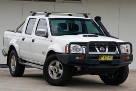 Nissan Navara D22 S5