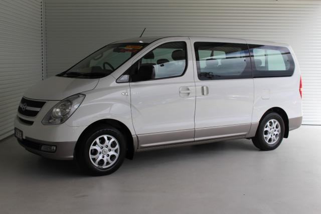 2013 Hyundai Imax TQ-W MY13 LWB Wagon