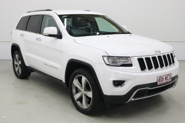 2015 Jeep Grand Cherokee WK Limited Suv