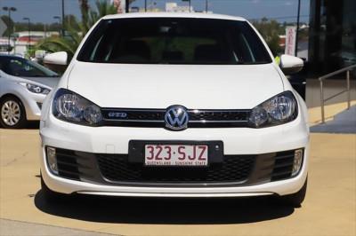 2011 Volkswagen Golf VI MY11 GTD Hatchback Image 5