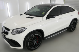 2019 MY18 Mercedes-Benz M Class GLE63 AMG S Coupe Image 4