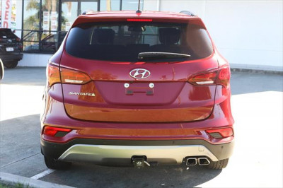 2015 Hyundai Santa Fe DM3 Series II MY16 Elite Suv Image 3