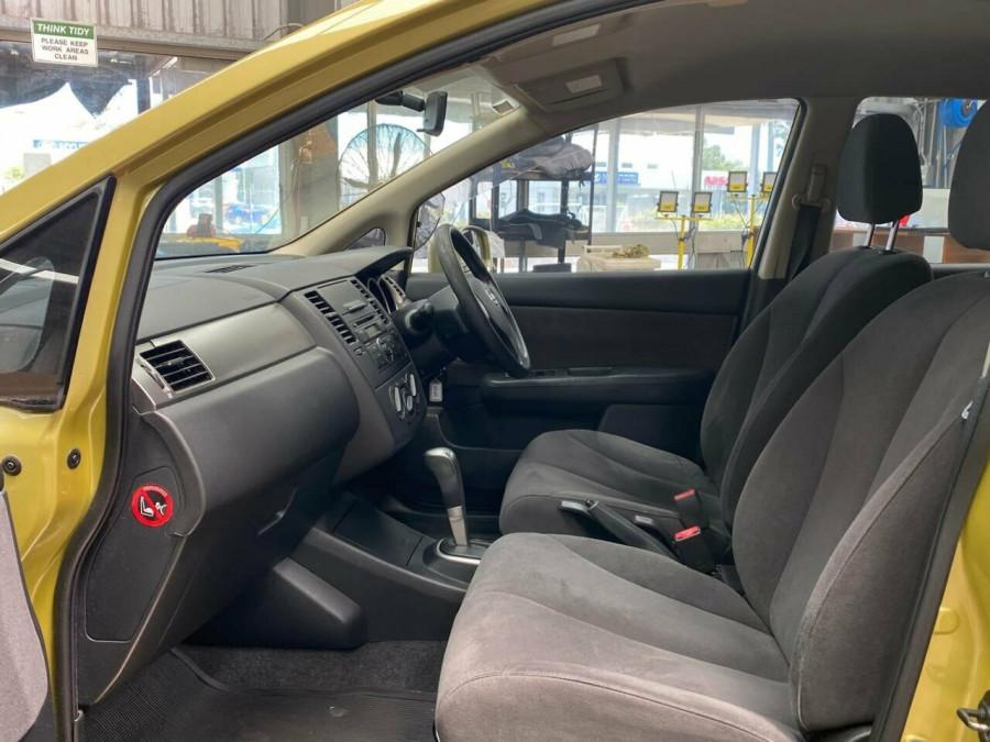2008 MY07 Nissan Tiida C11 MY07 ST-L Hatchback Image 14