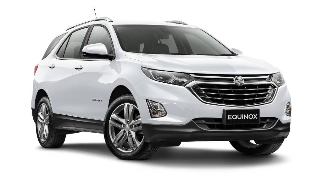 2020 Holden Equinox EQ LTZ Suv