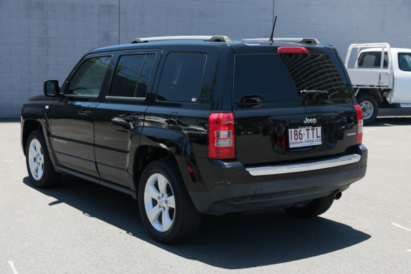 2013 MY14 Jeep Patriot MK MY14 Limited Wagon Image 3