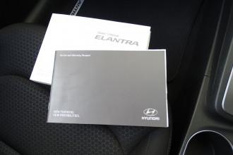 2016 MY17 Hyundai Elantra AD Active Sedan