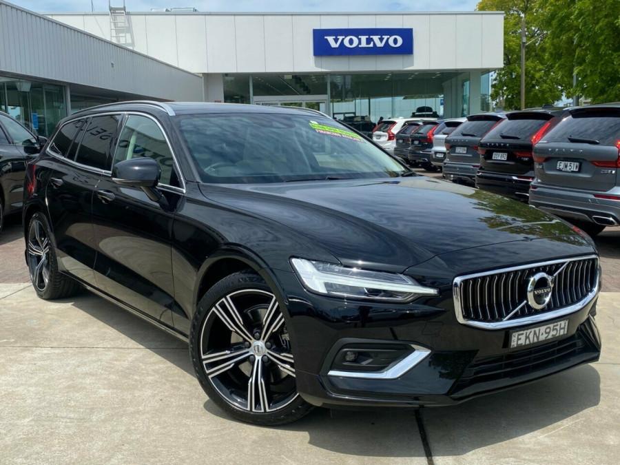 2019 MY20 Volvo V60 F-Series T5 Inscription Wagon Image 1