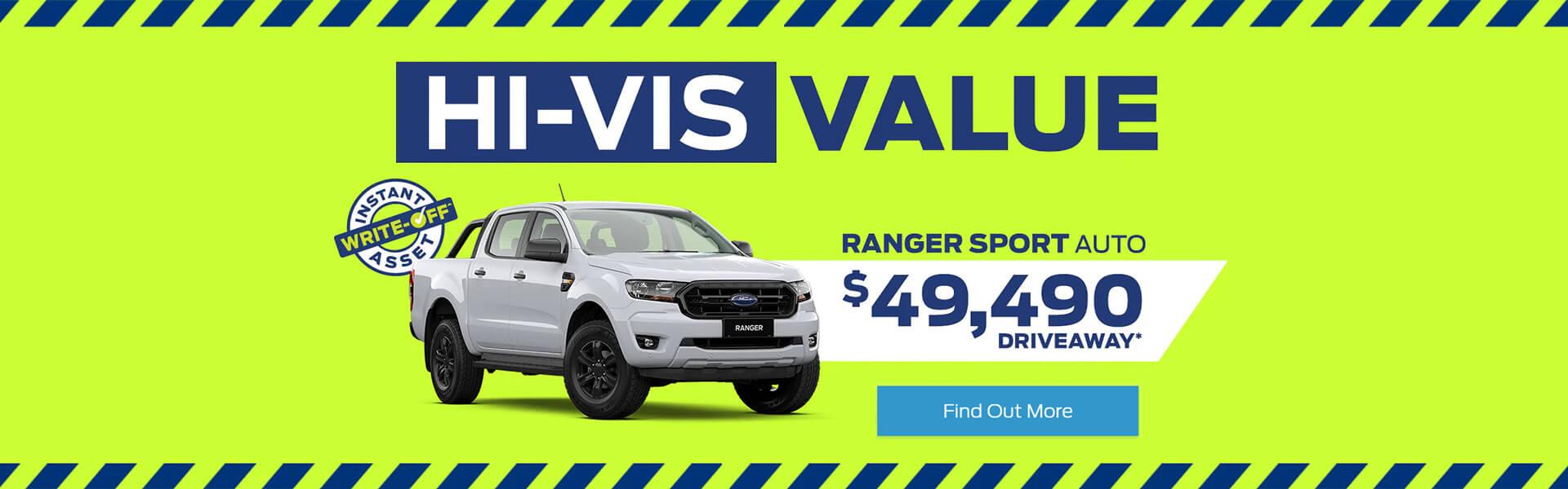 Hi-Vis Value Ranger Sport Auto