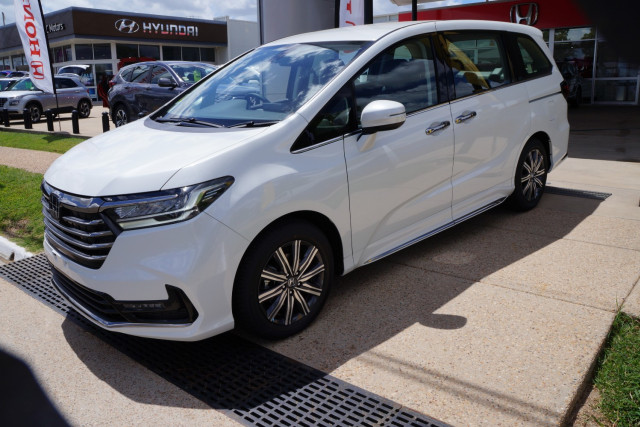 2021 Honda Odyssey 5th Gen Vi L7 Van Image 5