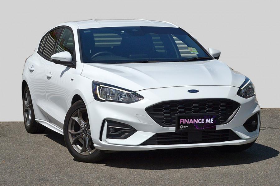 2019 Ford Focus SA 2019.75MY ST-LINE Hatchback image 1