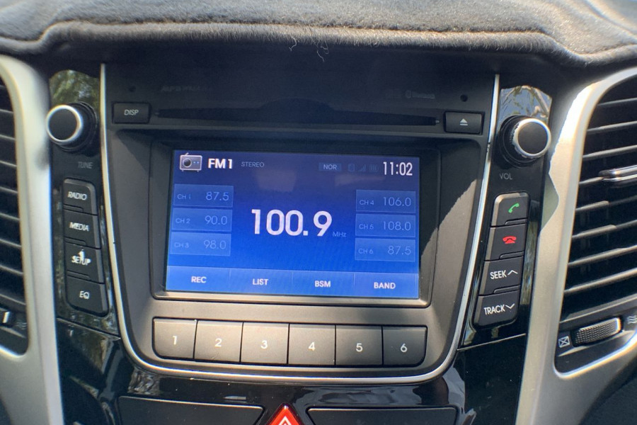 2013 Hyundai I30 GD Active Hatch Image 9