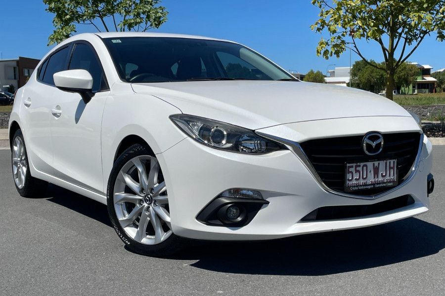 2016 Mazda 3 SP25 Image 1