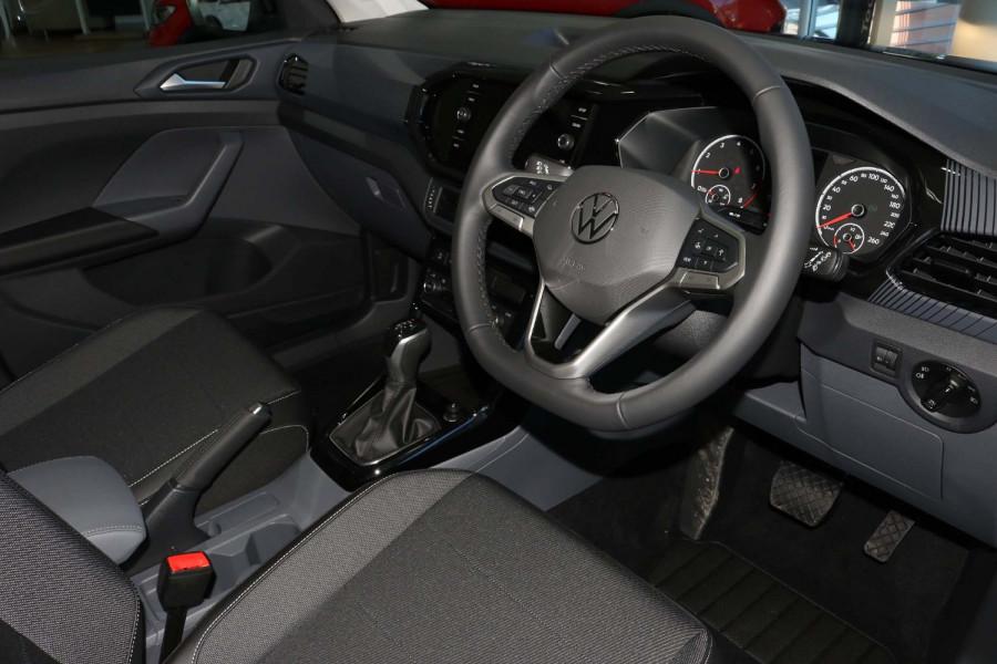 2021 Volkswagen T-Cross C1 85TSI CityLife (Black) Suv Image 10