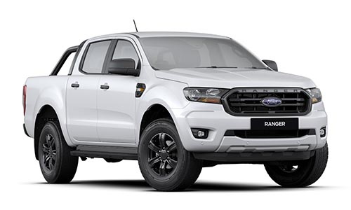 2019 Ford Ranger PX MkIII 4x4 Sport Special Edition Double Cab Pick-up Utility