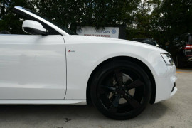 2015 Audi A5 8T MY15 S Tronic Quattro Cabriolet