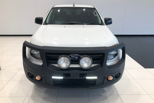 2013 Ford Ranger PX Turbo XL 4x4 d/c canopy Image 3