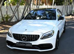 Mercedes-Benz C-class C63 W2