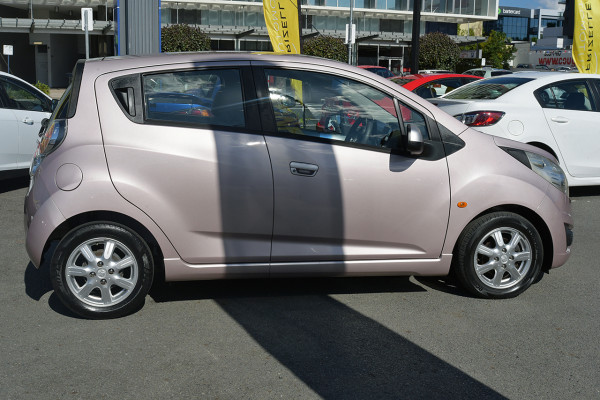 2010 MY11 Holden Barina Spark MJ MY11 CD Hatch Image 4