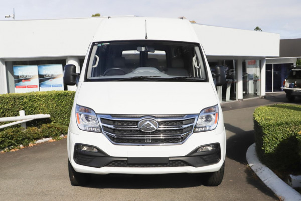 2020 LDV V80 LWB High Roof Van Image 3
