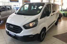 2019 MY19.75 Ford Transit VN Custom 340L DCiV Van Image 3