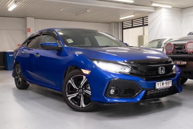2019 Honda Civic Hatch 10th Gen RS Hatchback