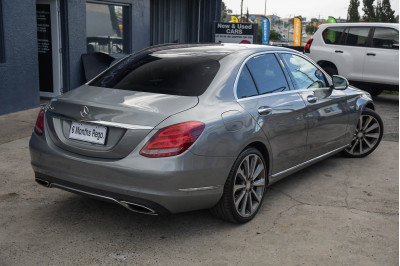 2014 Mercedes-Benz C-class W205 C250 Sedan Image 5