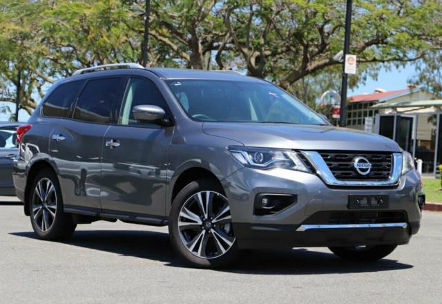 2020 Nissan Pathfinder R52 Series III MY19 Ti Suv