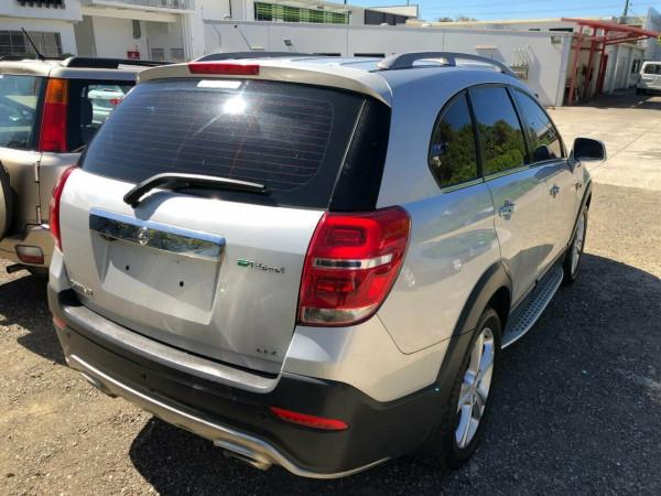 2015 Holden Captiva CG MY15 7 LTZ (AWD) Suv
